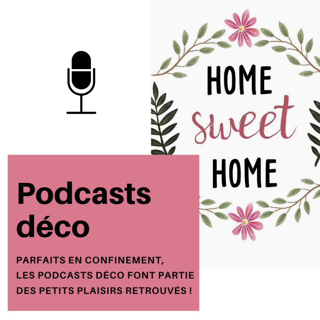 podcasts déco